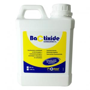 bactixide litro esterilizante - Solución con activador Productos Odontológicos y Bioseguridad