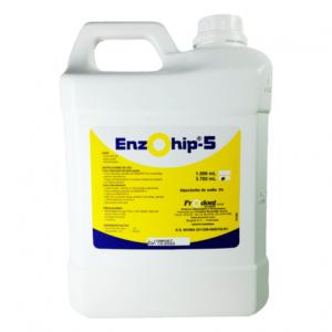 enzohip5 galon Hipoclorito de sodio 5% Productos Odontológicos y Bioseguridad Prodont colombia