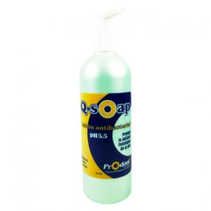 q soap500ml Jabón quirúrgico - antibacterial de manos Prodont Sciencie