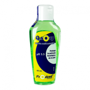 q soap60ml Jabón quirúrgico - antibacterial de manos Prodont Sciencie