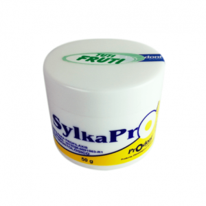 sylkapro tutifruti pote Pasta para profilaxis Prodont colombia Productos Odontológicos y Bioseguridad