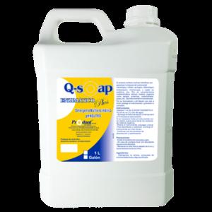 q soap enzimatico plus productos de bioseguridad